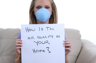clean air - How is the air quality in your home?