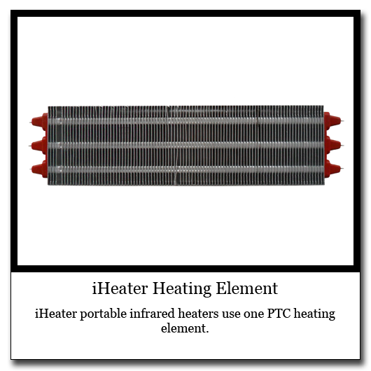 iHeater PTC - Ceramic heating element
