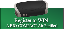 Win an Air Purifier
