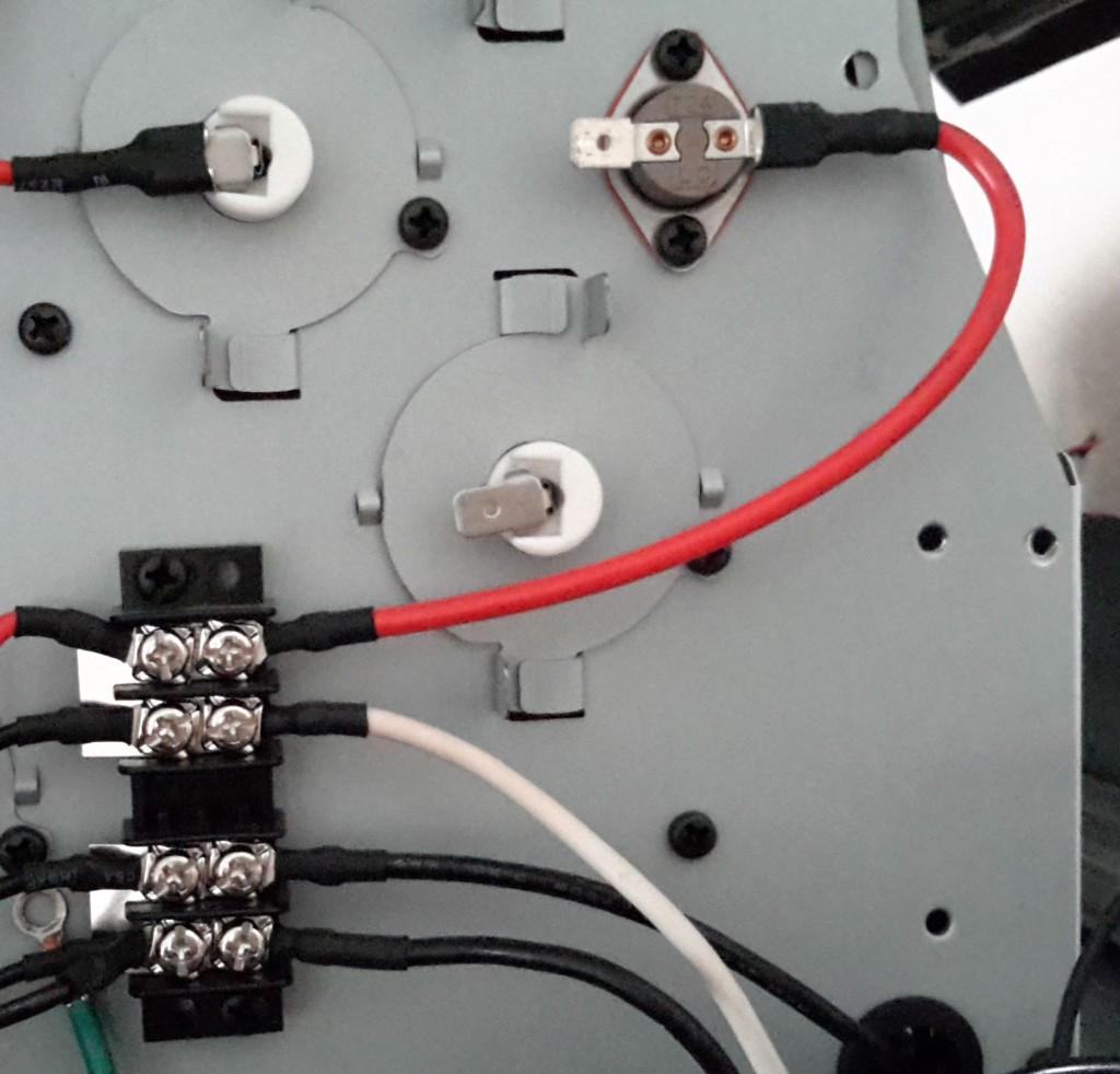 High-Limit-wire-installed