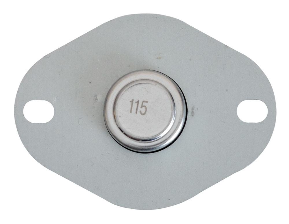 115 High limit switch for BioSmart In-Wall Heaters