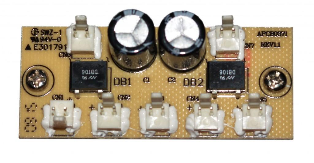 Bio-1000F Version 1 board